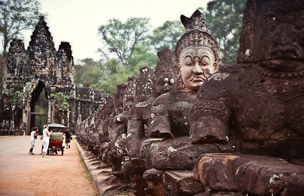 1 Day VIP Banteay Srei (Lady Temple)