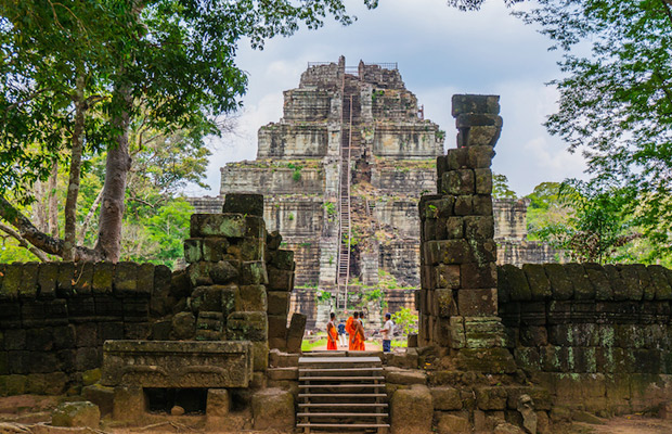 4 DAYS Angkor/P.Kulen/B.Mealea/KohKer/Floating Village