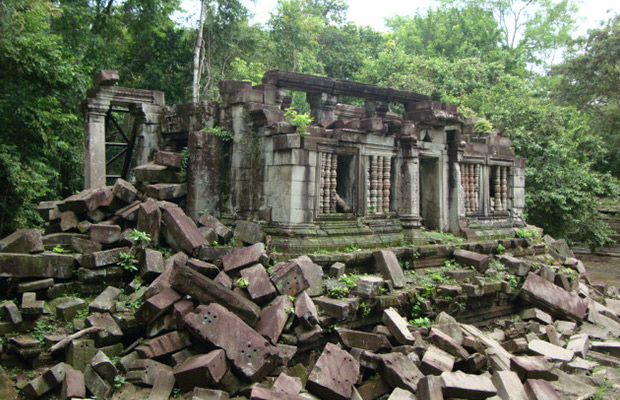 4 Days Angkor Grand Tour