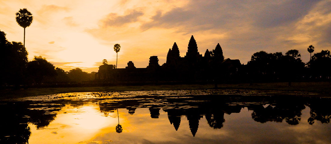 The Angkor Guide Siem Reap