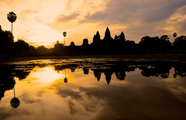 4 DAYS Angkor Wat/B.Mealea/KohKer/floating Village
