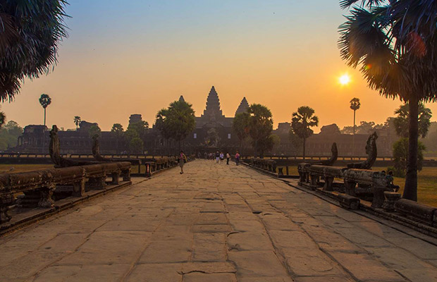 3 Days Classic Entire Angkor